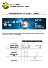 programmation festival cinema telerama