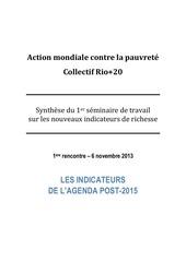 Fichier PDF synthese seminaire 6 novembre amcp rio 20