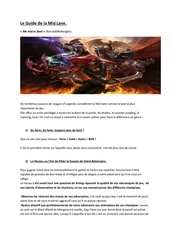 le guide de la mid lane 3