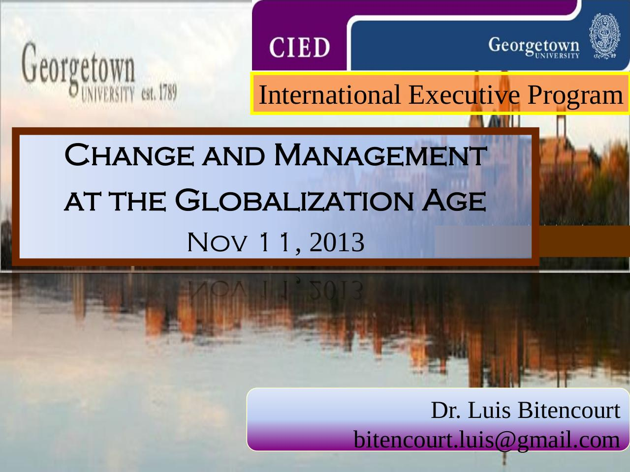 Change and Management at the Globalization Age.pdf - page 1/49