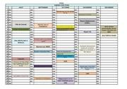 cloture agenda 2010