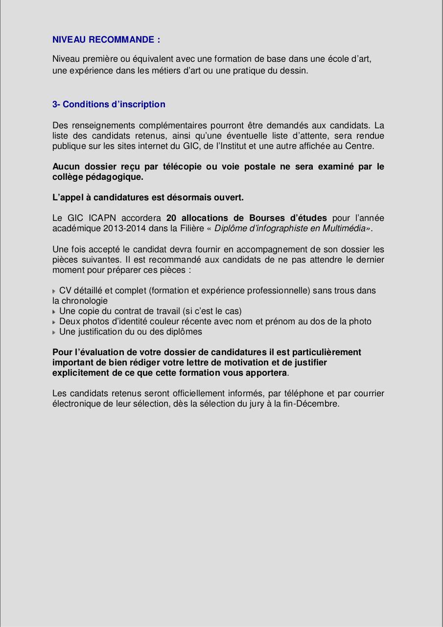 Formation Infographiste En Multim 351dia Doc Par User
