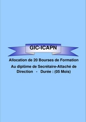 formation secretaire attache de direction