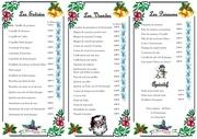 menu de noel 2014 interieur n 1jacques et martine allain