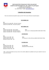 calendrier formations novembre 2013 a fevrier 2014 3
