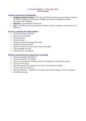 correction module 4 decembre 2012