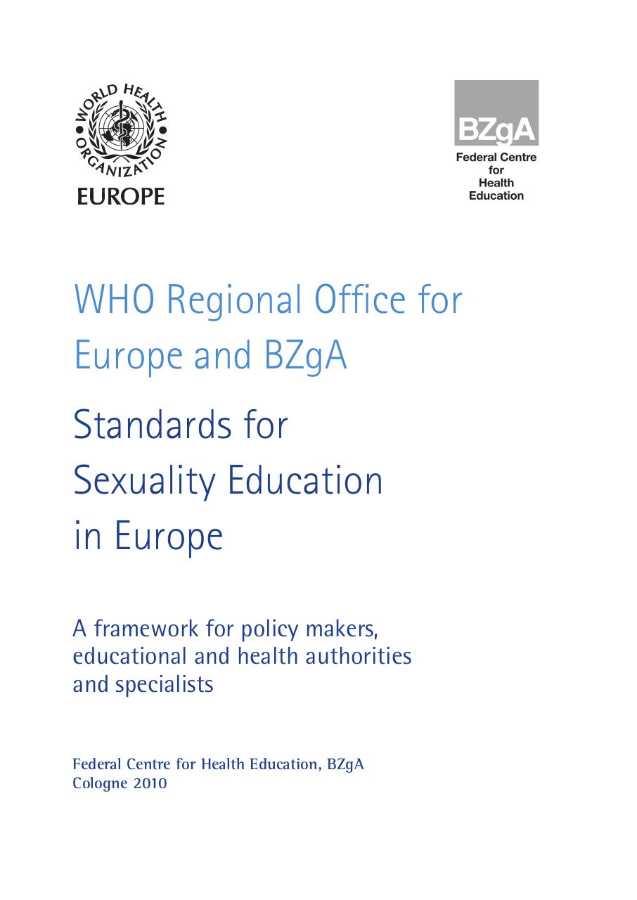 WHO_BZgA_Standards.pdf - page 3/68