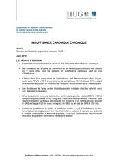 Fichier PDF insuffisance cardiaque chronique arce