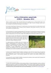 Fichier PDF mafle lettre d information 2 2013 3