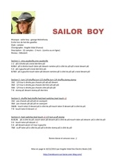 Fichier PDF sailor boy