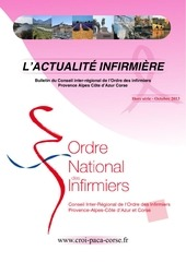 actualite infirmiere hors serie octobre rose 1