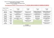 examen licences janvier 2014