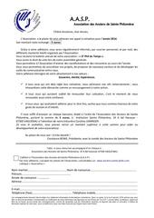 Fichier PDF inscription pour 2014