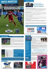 info match fcbp paris fc