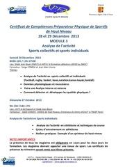 programme seminaire decembre 2013