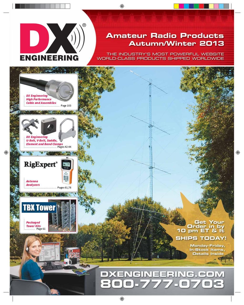 Ham Amateur Radio Antennas Dx Engineering Ground Plate And Tilt