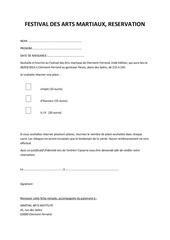 Fichier PDF inscription reservation festival 2