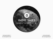 indie sales line up winter