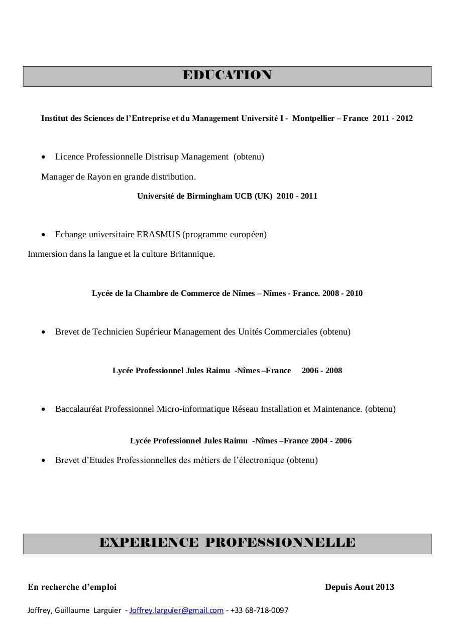 Aperçu du document CV  PVT canadien.pdf - page 1/4