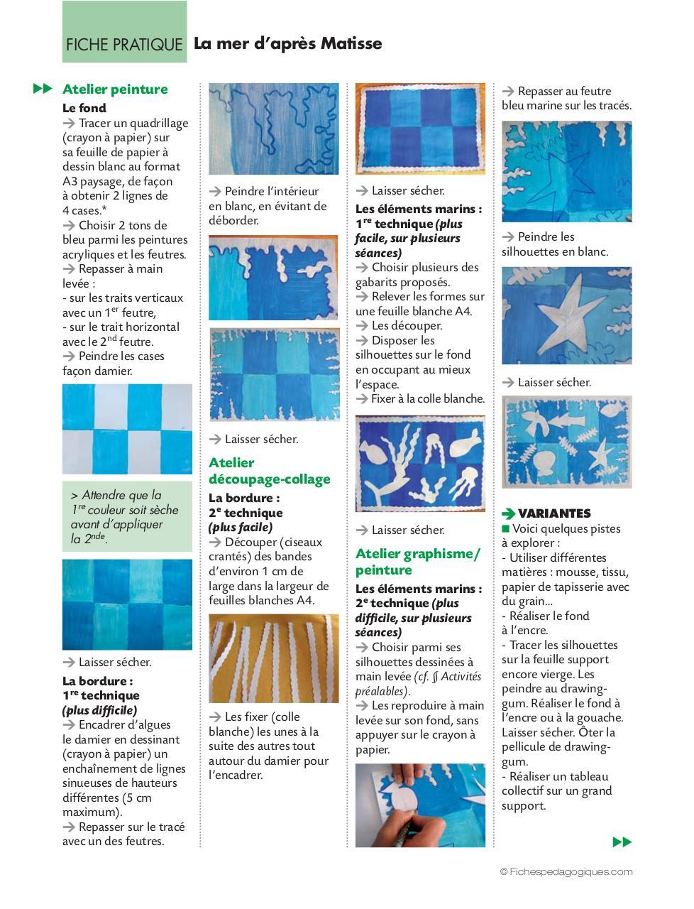 85 88 Lcm 210 Indd Par Pascal La Mer Et Matisse Pdf Fichier Pdf