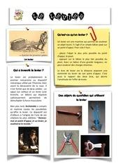 Fichier PDF les inventions