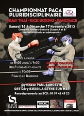 flyer kickboxing
