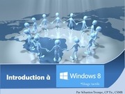 introduction a windows 8