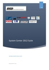 system center 2012 suite