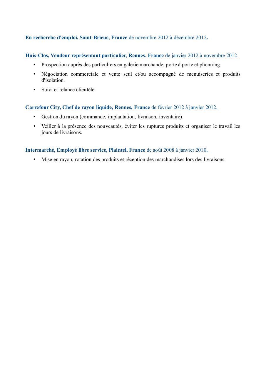 cv francois meurou france c  pdf par francois meurou