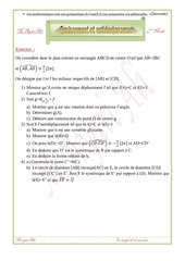 deplacement et antideplacement 4eme math