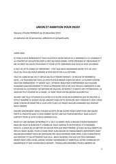discours du 20 decembre 2013 andre payraud