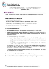 fiche inscription formation api 2014