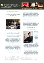 Fichier PDF newsletter du concierge n 45 anglais