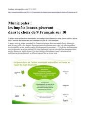 municipales sondage acteurspublics 22 11 2013