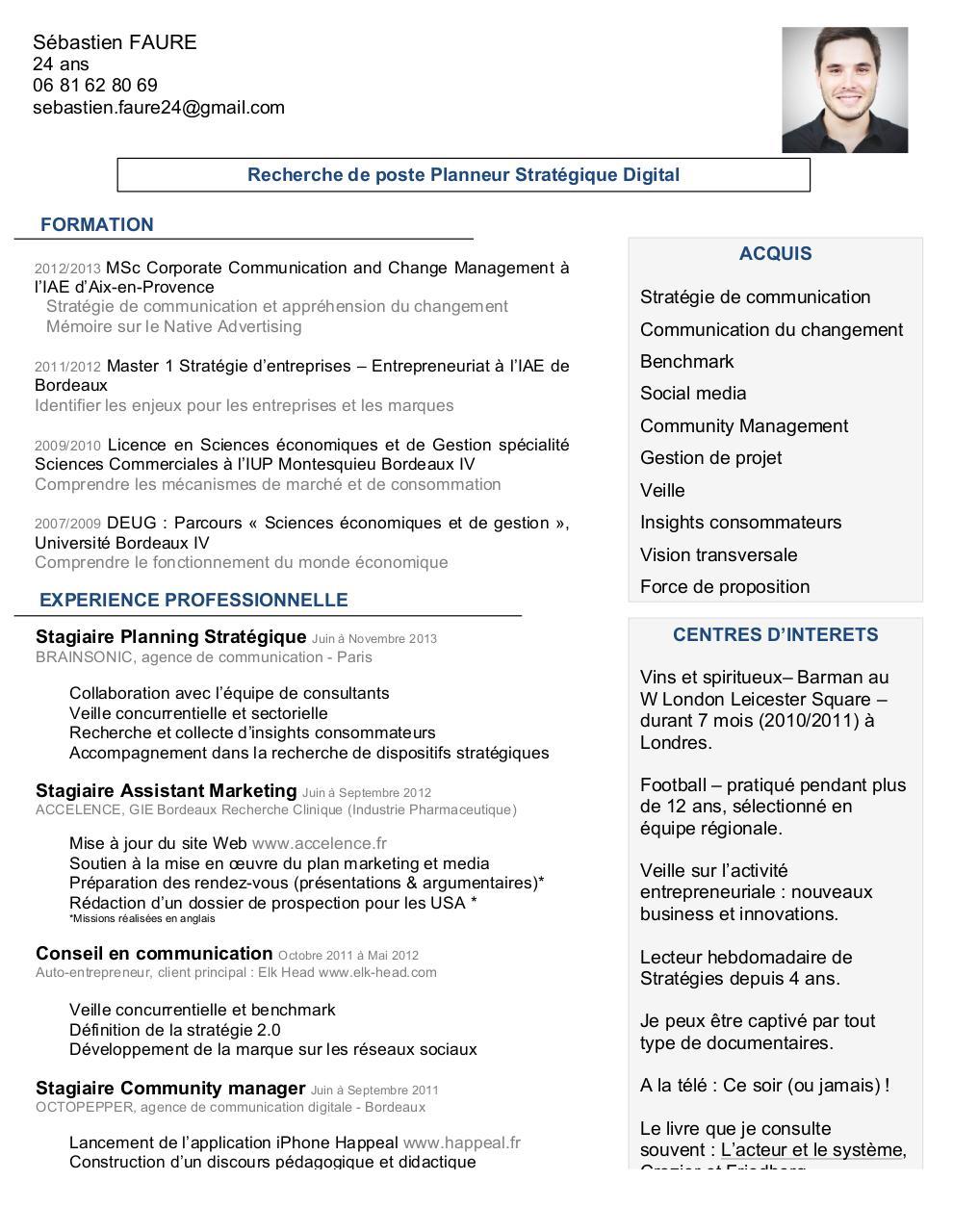 faure s u00e9bastien cv consultant junior docx