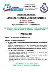 programme seminaire mono lb 2014