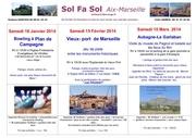 programme sortie solfasol2014