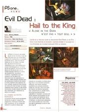 psone news evil dead
