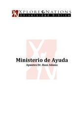04 apuntes ministerio de ayuda dr russ diciembre del 2013