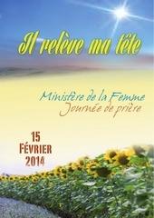 journe e de prie re fe v 2014