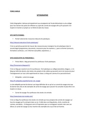 sitographie c2i2e ponce amelie