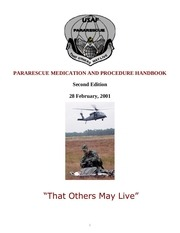 1 pararescue medication and procedure handbook 137pages