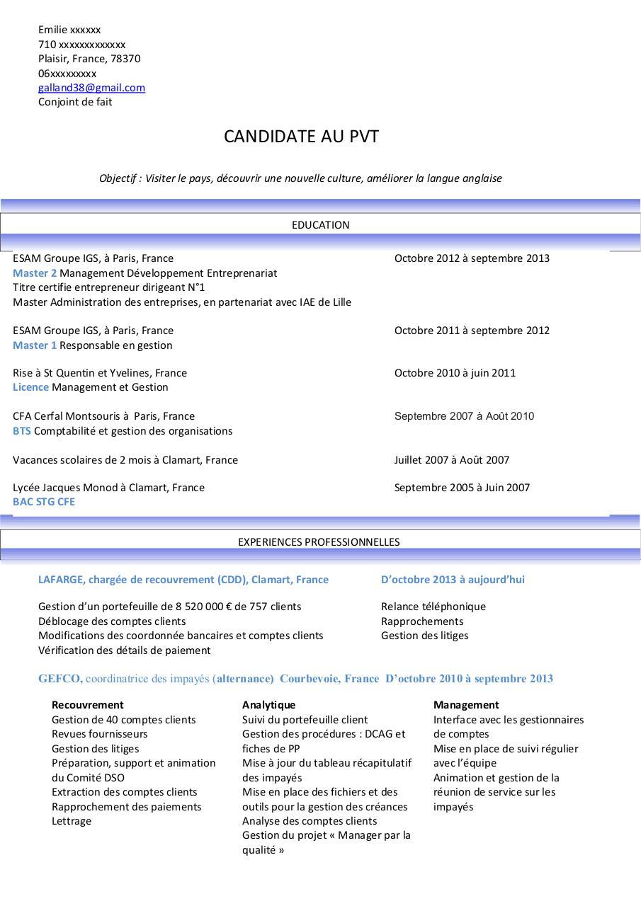 172416977  cv e exemple pvt 2 par u377729