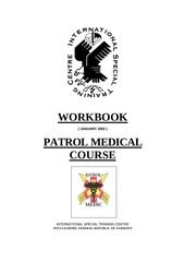Fichier PDF 3 workbook patrol medical course 269pages