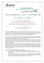 adapei79 2014programme