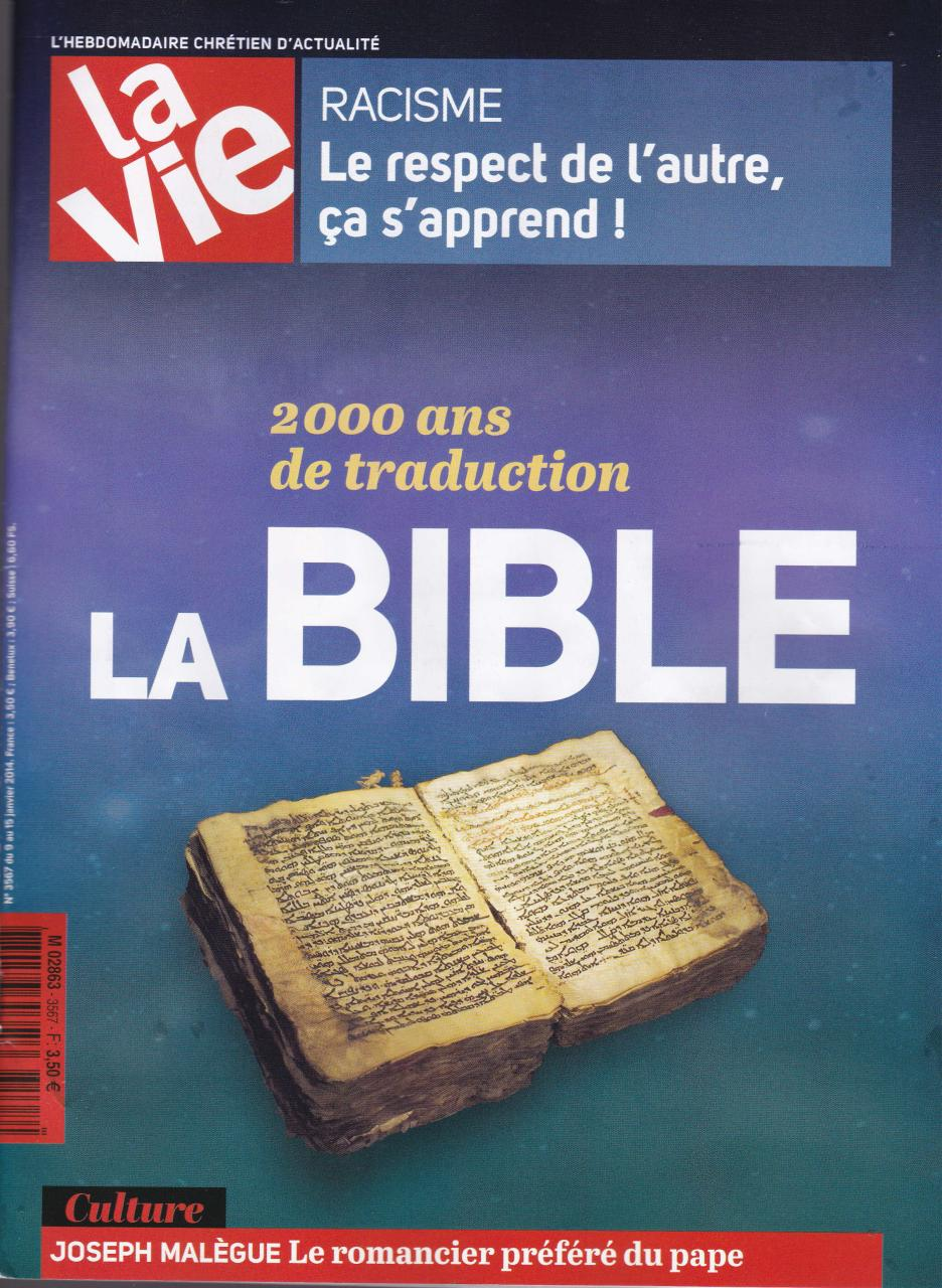 Article traductions de la Bible.pdf - page 1/11