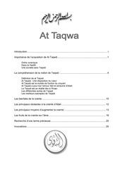 at taqwa