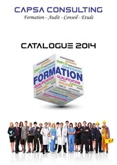 catalogue de formation 2014