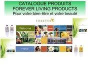 catalogue produits forever cor