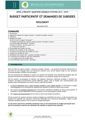 reglement fr